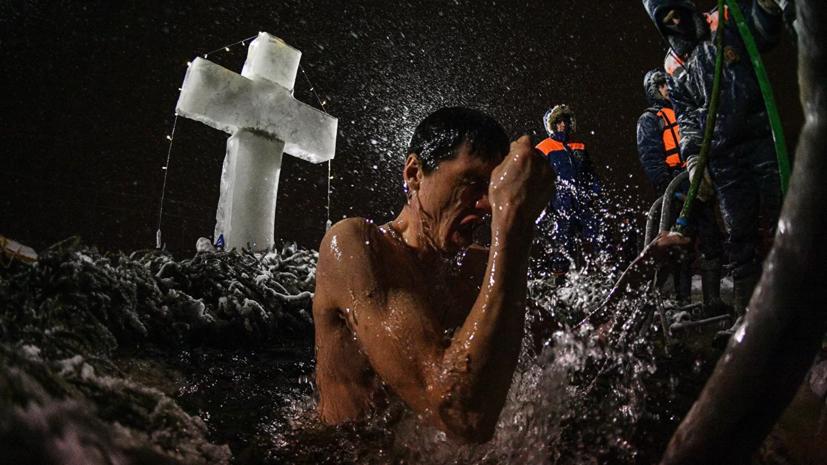 В Ленобласти оборудуют 40 купелей на Крещение
