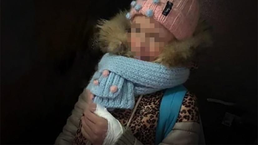 В Новосибирской области нашли живой пропавшую десятилетнюю девочку