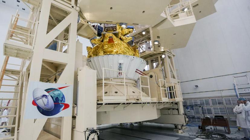 В «Роскосмосе» рассказали о состоянии спутника «Метеор-М»