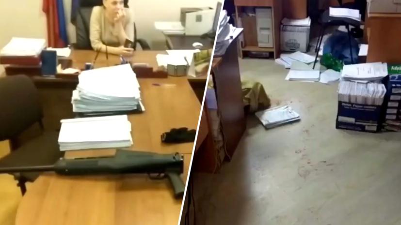 Стрелявшему в суде Новокузнецка изберут меру пресечения 18 января