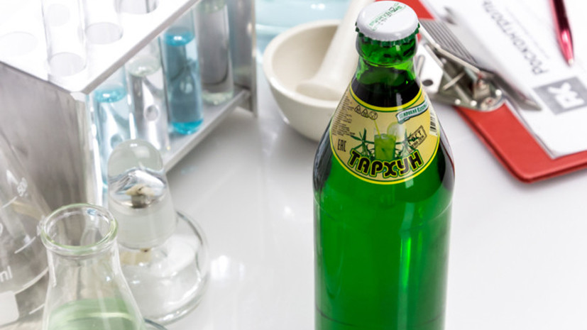 «Росконтроль» проверил качество напитка тархун