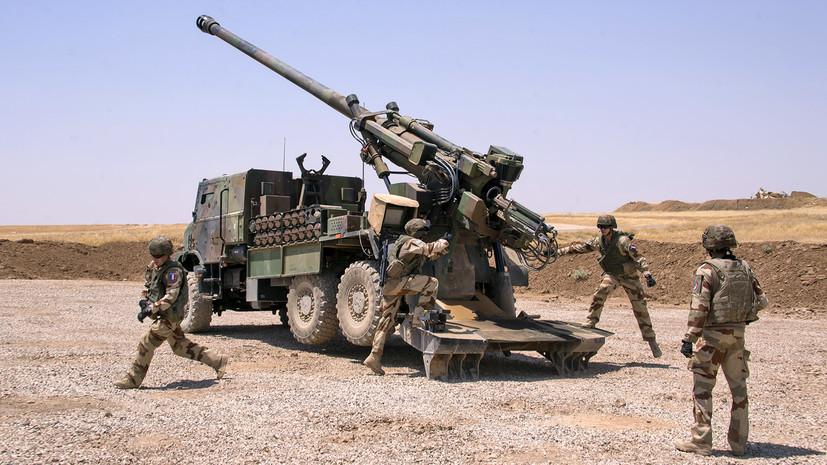 «Внутриполитический аспект»: как Франция наращивает военное присутствие на Ближнем Востоке