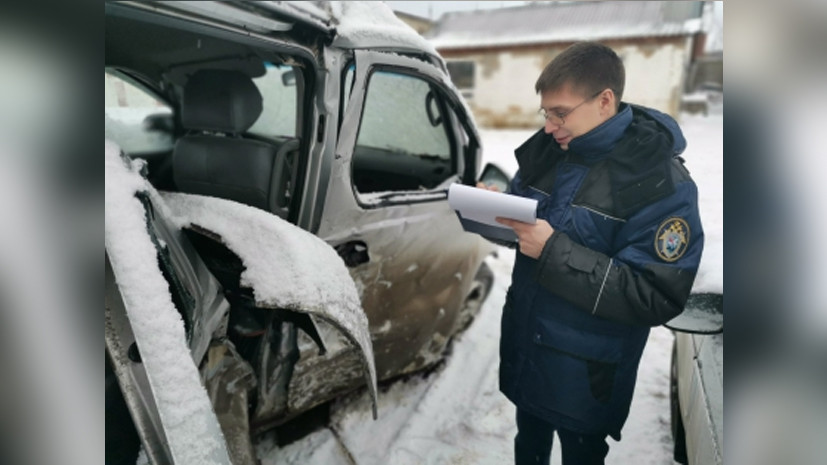 СК предъявил обвинения подозреваемому по делу о ДТП под Саратовом