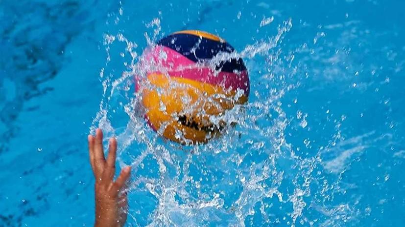 Российские ватерполистки крупно обыграли команду Хорватии на групповом этапе ЧЕ