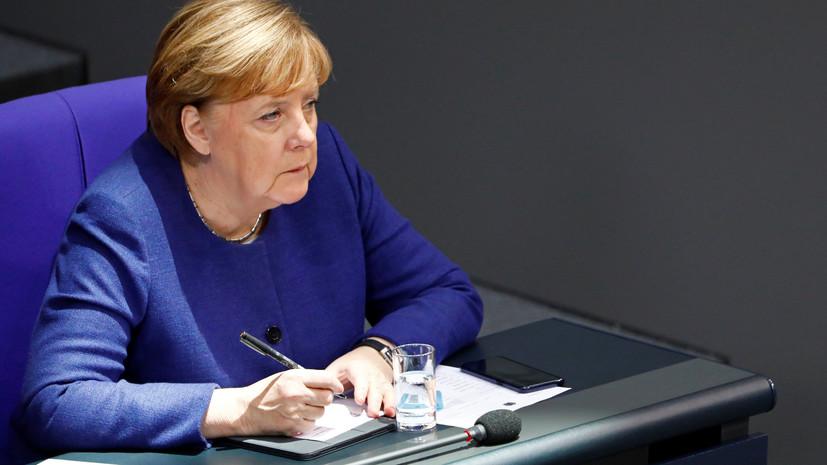 Премьер Греции выразил Меркель недовольство из-за конференции по Ливии