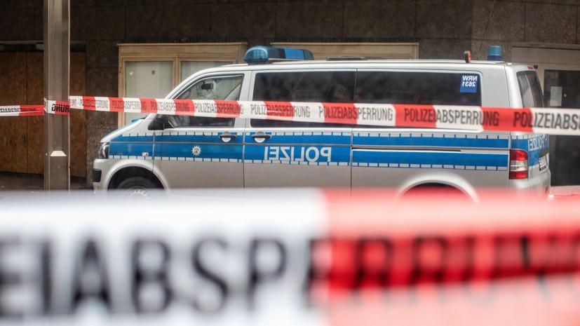 В Дюссельдорфе эвакуируют 11 тысяч жителей из-за бомбы времён войны