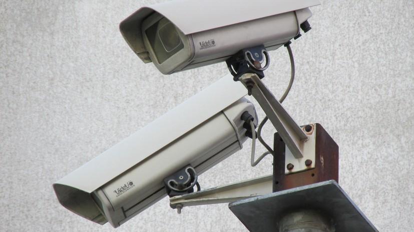 В Казани рассказали о раскрываемости преступлений с помощью камер видеонаблюдения