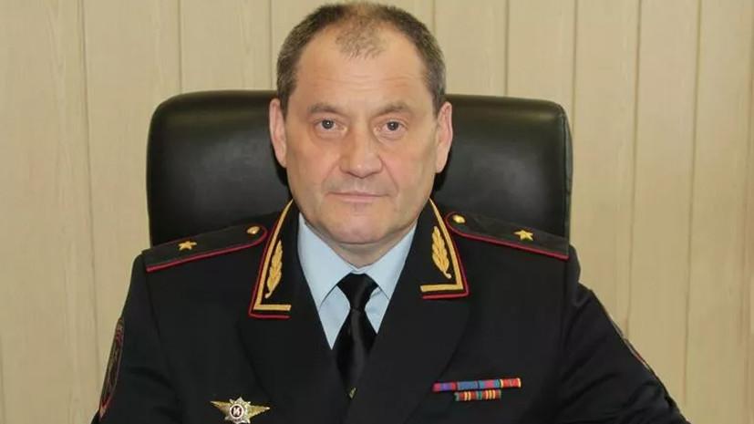 Суд арестовал главу МВД Коми