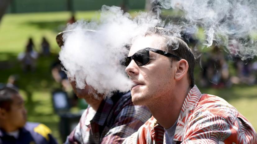 В Госдуме напомнили о вреде электронных сигарет