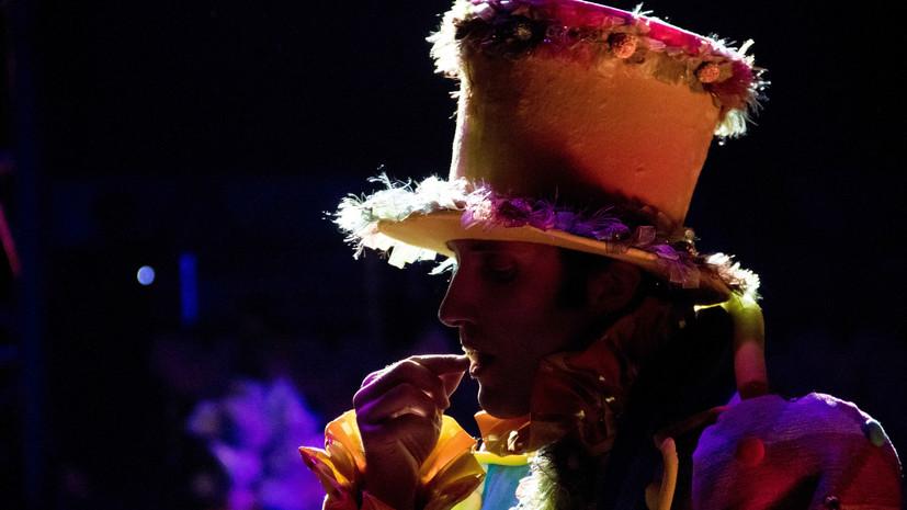 Международный цирковой фестиваль пройдёт 5—9 марта в Ижевске
