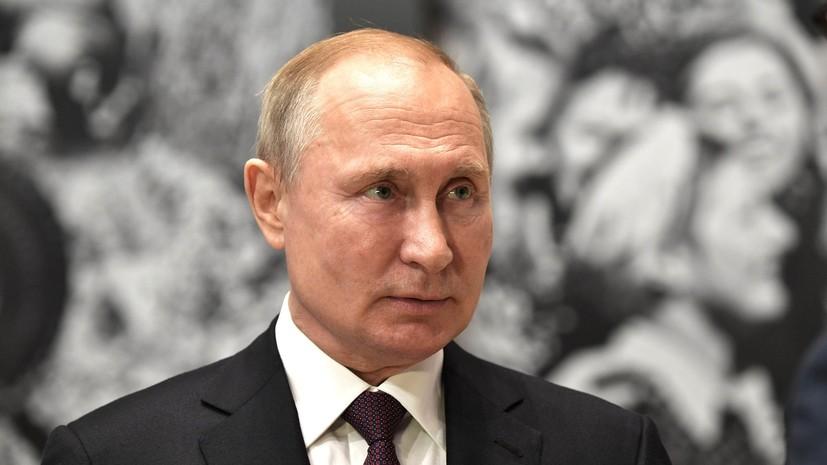 Путин посетит мероприятия по случаю Дня прорыва блокады Ленинграда
