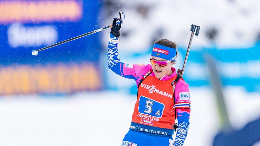 Васильев считает, что российские биатлонистки не готовы к сезону