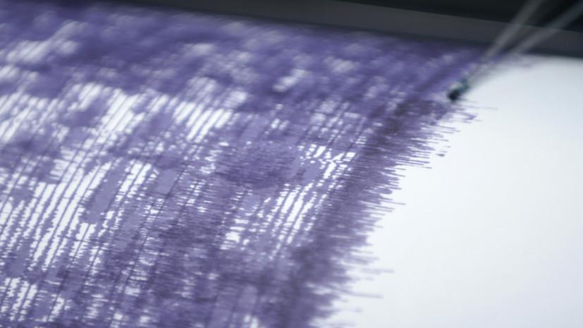 В Новосибирской области зафиксировано землетрясение