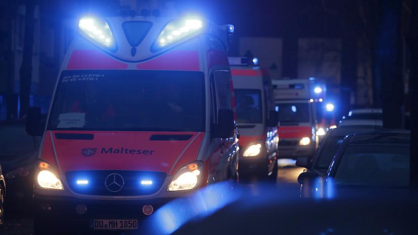 В Дюссельдорфе обезврежена бомба времён Второй мировой