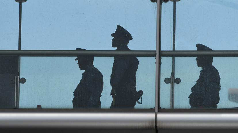 Три человека пострадали в Японии при нападении на ресторан