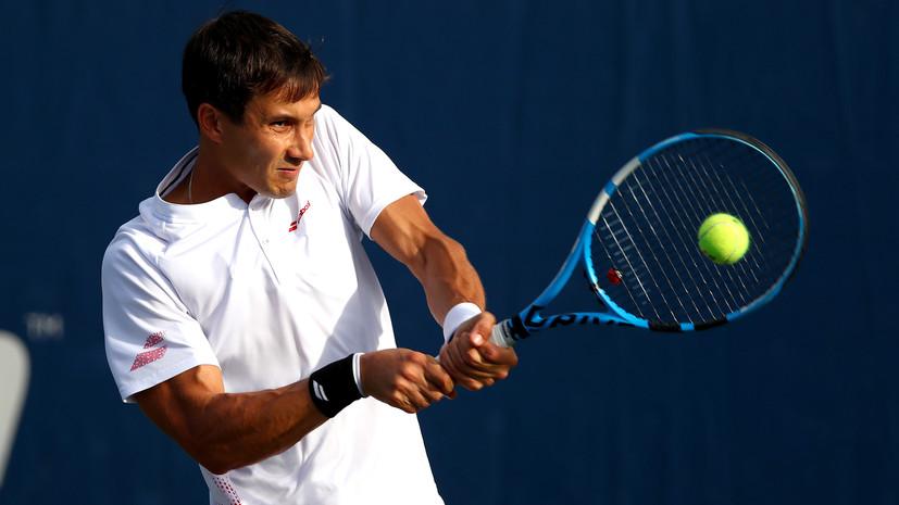 Донской проиграл Сафвату и не сумел пробиться в основную сетку Australian Open