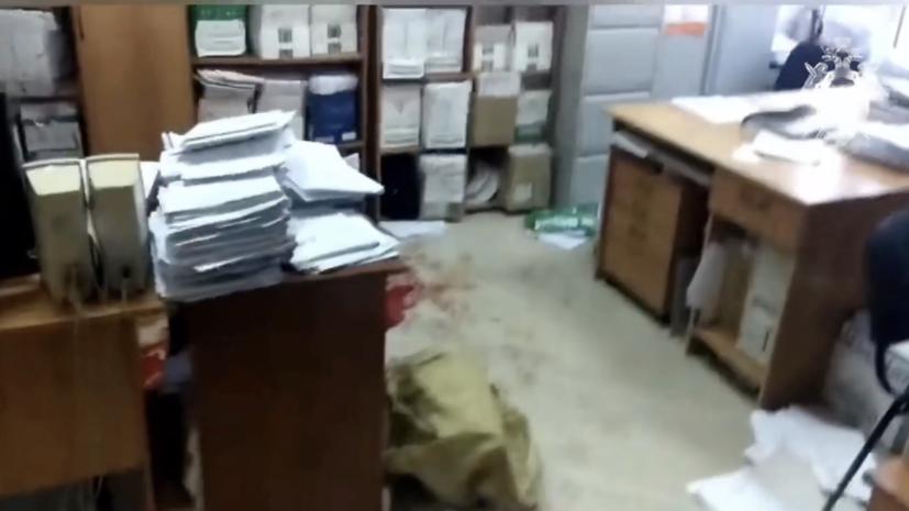 Стрелявшего в суде Новокузнецка мужчину арестовали на два месяца