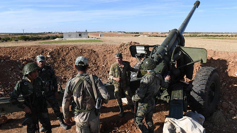 «При отражении атак»: что известно об уничтожении 50 боевиков в Сирии