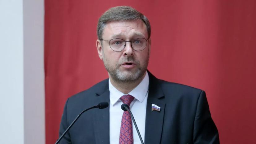 Косачёв оценил обвинения Украины и Грузии в адрес России