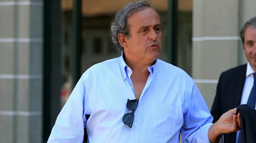 Платини сравнил ФИФА и CAS с мафией