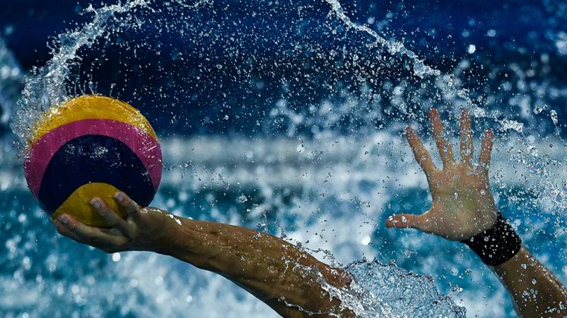 Мужская сборная России по водному поло проиграла Румынии на ЧЕ
