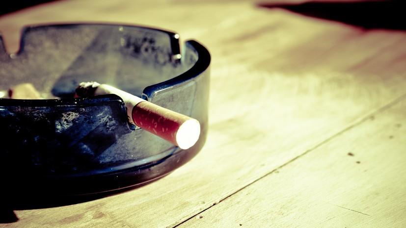Онищенко назвал самые эффективные способы борьбы с курением