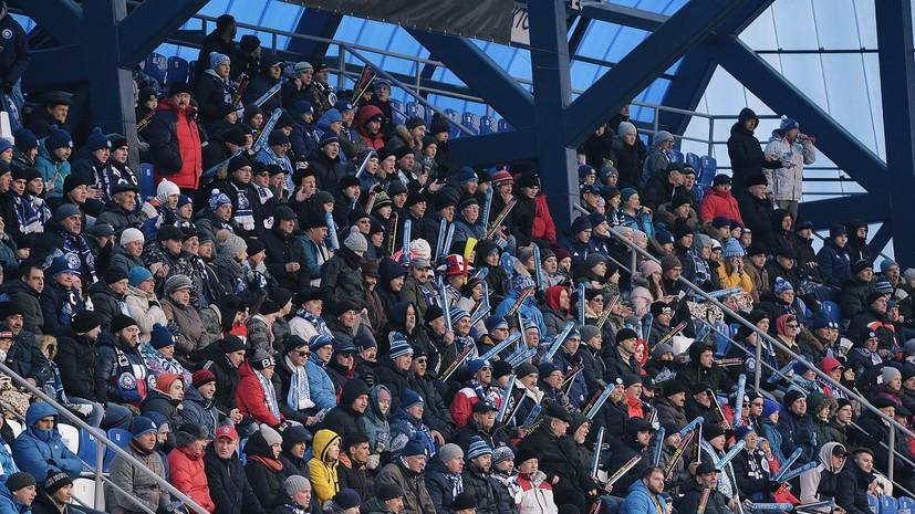 «Оренбург» летом намерен увеличить вместимость домашнего стадиона до 10 тыс. зрителей