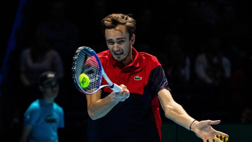 Камельзон поделился мнением о перспективах Медведева на Australian Open