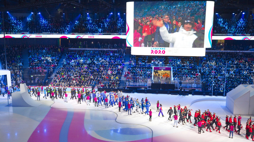 Россия опустилась на второе место в медальном зачёте юношеской Олимпиады