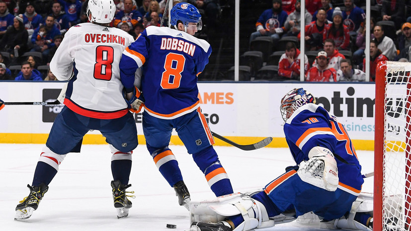Овечкин впервые с 2018 года оформил хет-трики в двух матчах НХЛ подряд
