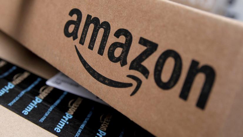 WSJ: Amazon создаёт технологию оплаты по отпечатку ладони