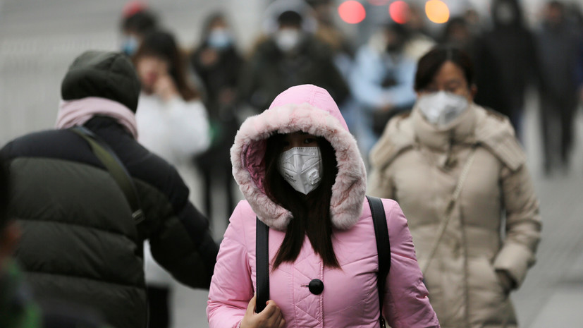 Врачи сообщили о 17 случаях заражения новым типом коронавируса в Китае