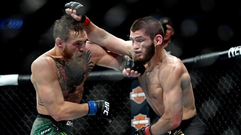Глава UFC заявил, что реванш Макгрегора с Нурмагомедовым точно не пройдёт в Москве