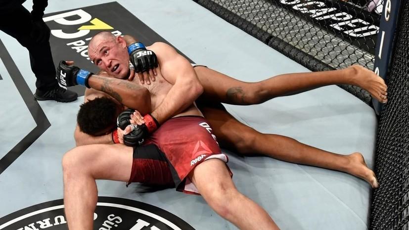 Макгрегор и Олейник получили бонусы за победы на UFC 246