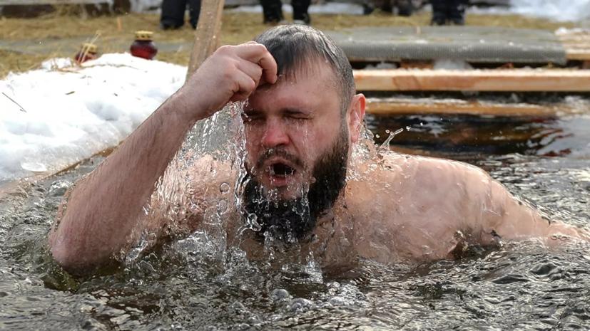 В Свердловской области закрыли 13 крещенских купелей из-за тонкого льда