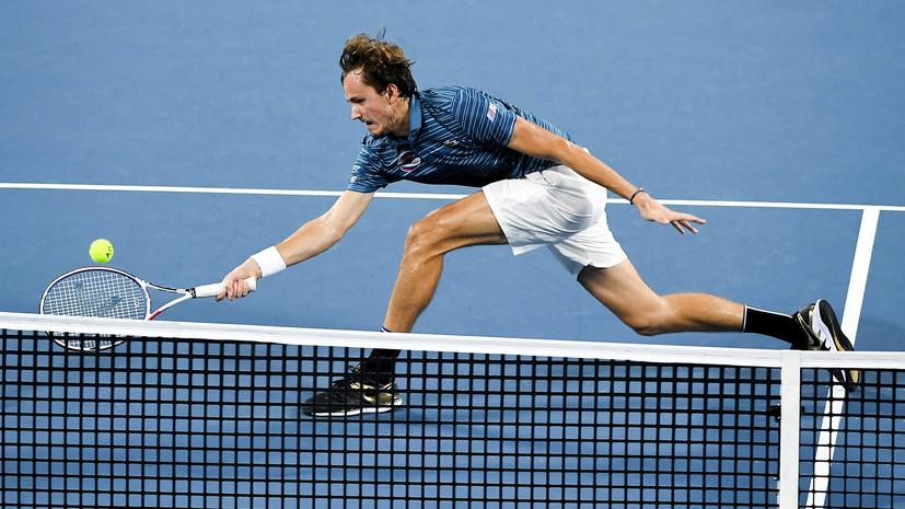 Защита Джоковича, погоня Надаля за Федерером и шанс Медведева: интриги мужского турнира Australian Open