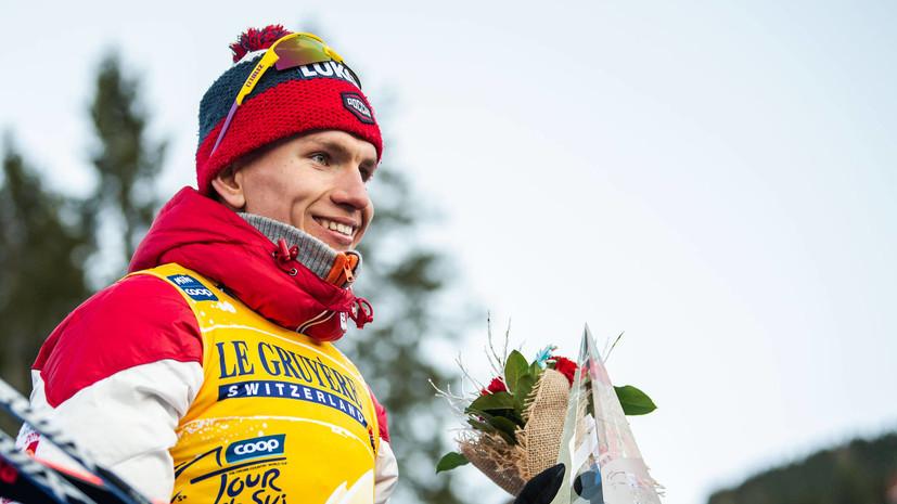 Вяльбе отметила подготовку лыжников Большунова и Непряевой