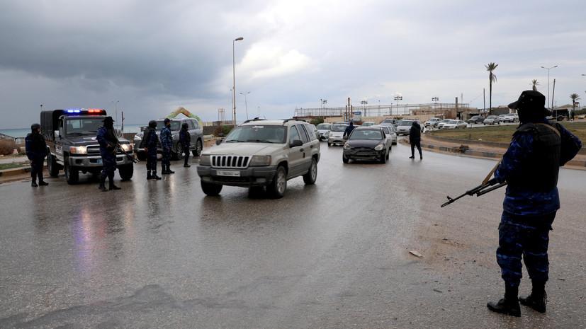 Богданов заявил о попытках срыва перемирия в Ливии провокаторами