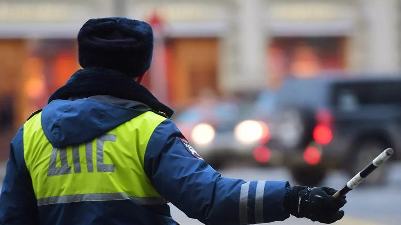 В Ленинградской области задержали инспектора ДПС после аварии