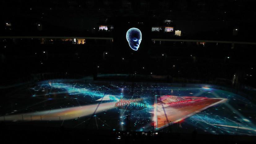 Команда дивизиона Боброва победила на Матче звёзд КХЛ