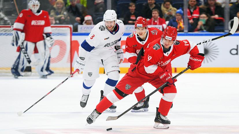 53 шайбы, две серии буллитов и эффектная развязка: как дивизион Боброва выиграл Матч звёзд КХЛ