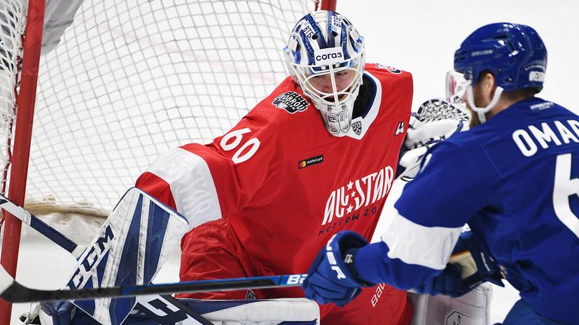 Бочаров считает, что Матч звёзд КХЛ не нужно проводить в Москве