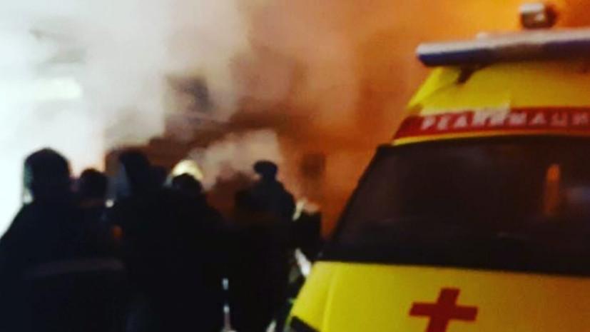 При прорыве трубы в отеле в Перми погибли четыре человека