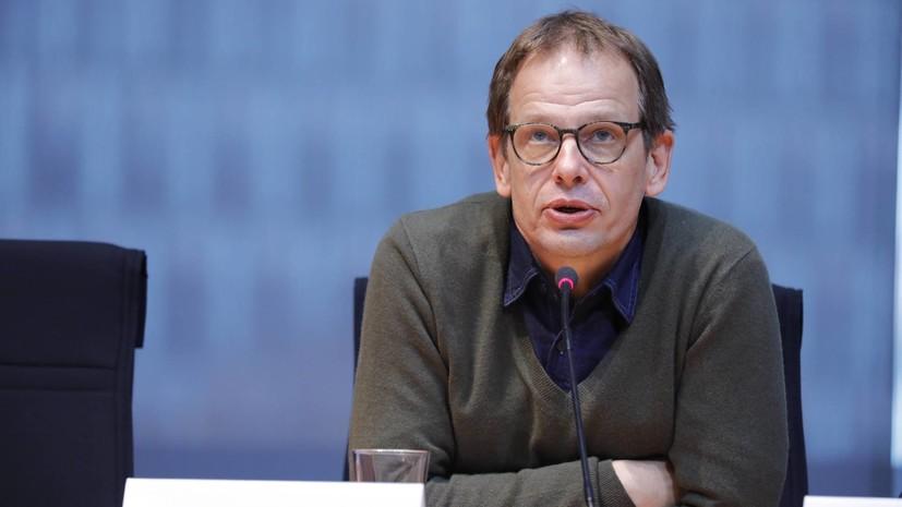 Зеппельт раскритиковал UKAD за отказ передать допинг-пробы Фары