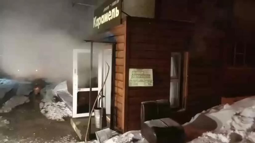 Четыре спасателя получили ожоги при устранении последствий ЧП в Перми
