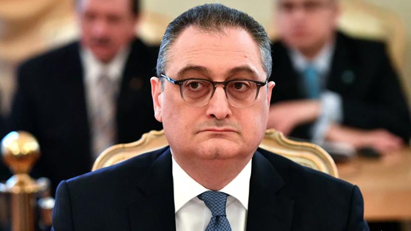 Моргулов прокомментировал назначение нового главы МИД КНДР