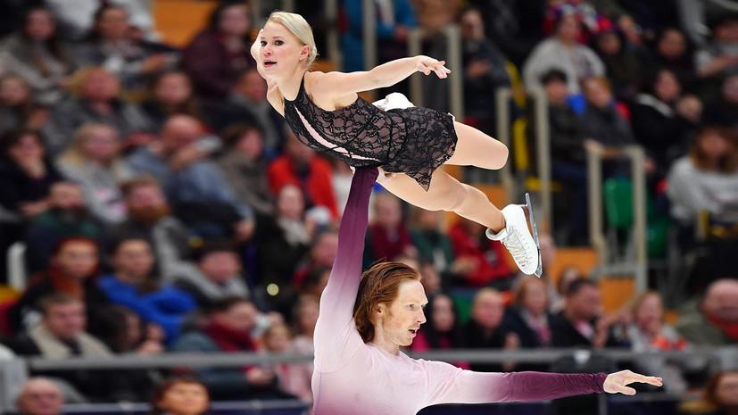 Доминирование в парах, дуэль за серебро в танцах и борьба с Аймозом: что ждёт российских фигуристов на ЧЕ в Граце