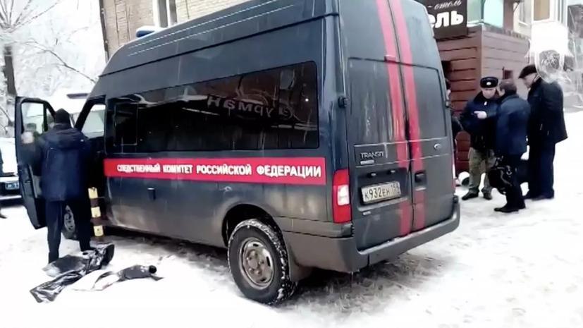 В Перми ввели режим ЧС из-за гибели людей при прорыве трубы
