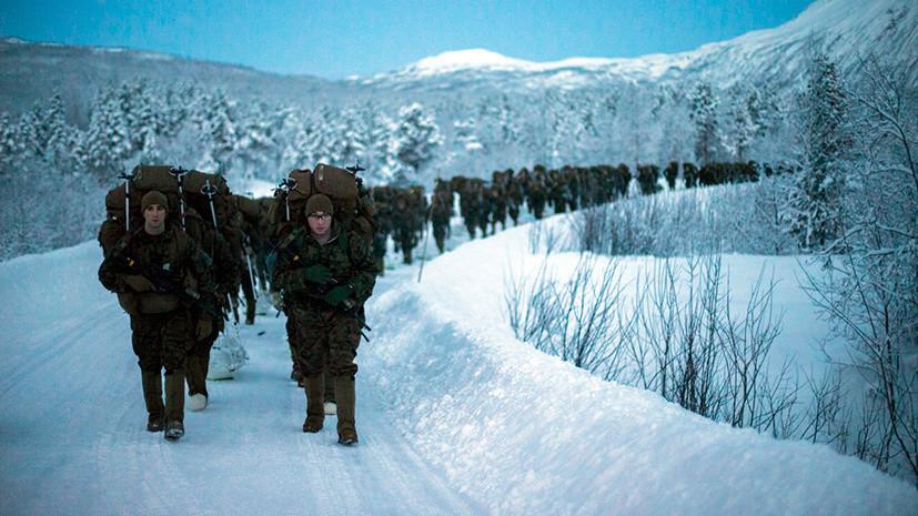 В МИД России обеспокоены ростом активности НАТО в Арктике