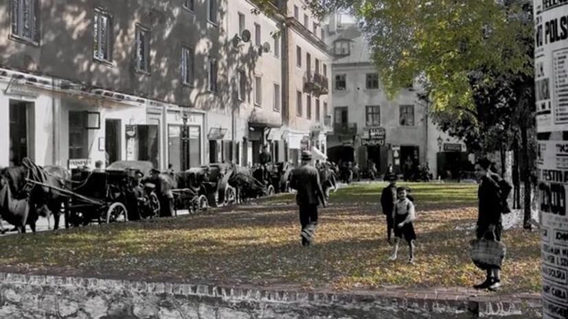 В Новой Третьяковке открылась программа кинопоказов «Хроники катастрофы» о холокосте